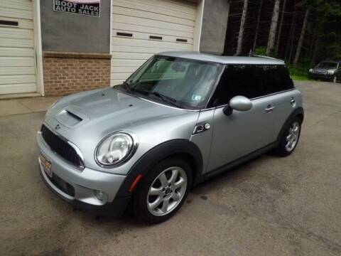 2008 MINI Cooper for sale at Boot Jack Auto Sales in Ridgway PA