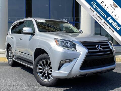 2016 Lexus GX 460 for sale at Southern Auto Solutions - Capital Cadillac in Marietta GA