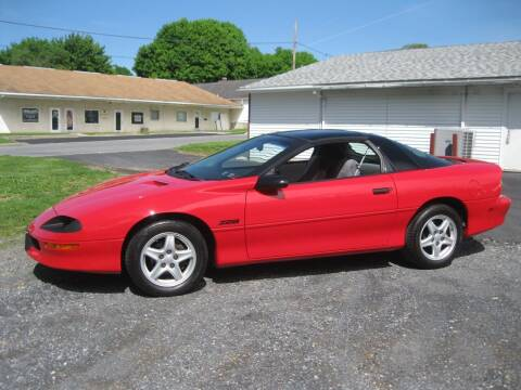 1997 Chevrolet Camaro for sale at Right Pedal Auto Sales INC in Wind Gap PA