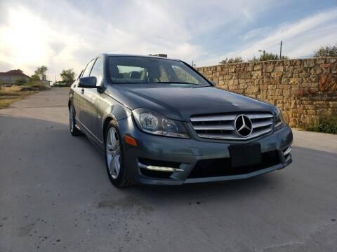 2012 Mercedes-Benz C-Class for sale at Hi-Tech Automotive - Kyle in Kyle TX