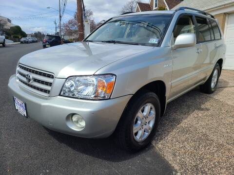 2003 Toyota Highlander for sale at Express Auto Mall in Totowa NJ