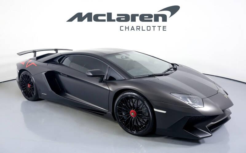 2016 Lamborghini Aventador for sale in Charlotte, NC