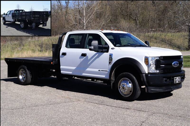 2019 Ford F-450 Super Duty for sale at KA Commercial Trucks, LLC in Dassel MN