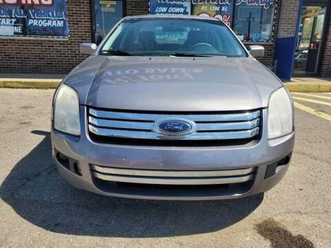 2007 Ford Fusion for sale at R Tony Auto Sales in Clinton Township MI