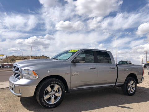 2019 RAM Ram Pickup 1500 Classic for sale at 1st Quality Motors LLC in Gallup NM