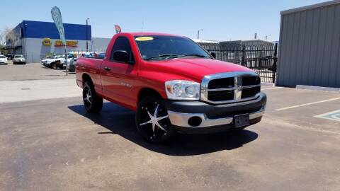 2007 Dodge Ram Pickup 1500 for sale at EXPRESS AUTO GROUP in Phoenix AZ