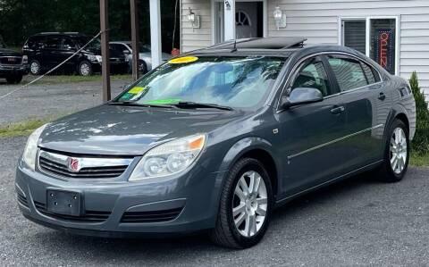 2007 Saturn Aura for sale at Landmark Auto Sales Inc in Attleboro MA