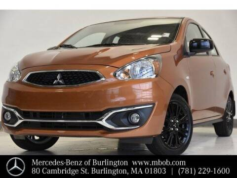 2020 Mitsubishi Mirage for sale at Mercedes Benz of Burlington in Burlington MA