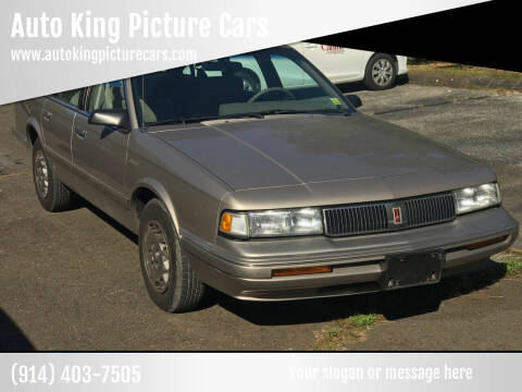 1996 Oldsmobile Ciera for sale at Auto King Picture Cars - Rental in Westchester County NY