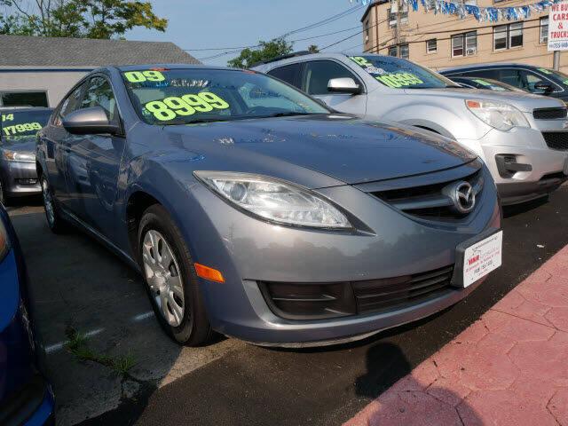 2009 Mazda MAZDA6 for sale at M & R Auto Sales INC. in North Plainfield NJ