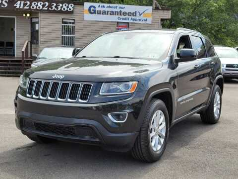 2014 Jeep Grand Cherokee for sale at Ultra 1 Motors in Pittsburgh PA
