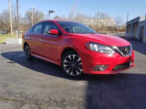 2018 Nissan Sentra for sale at Kansas City Car Sales LLC in Grandview MO