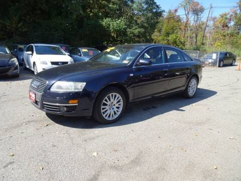 2007 Audi A6 for sale at East Coast Motors in Lake Hopatcong NJ