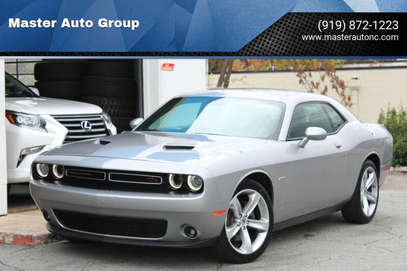 2017 Dodge Challenger for sale at Master Auto Group in Raleigh NC