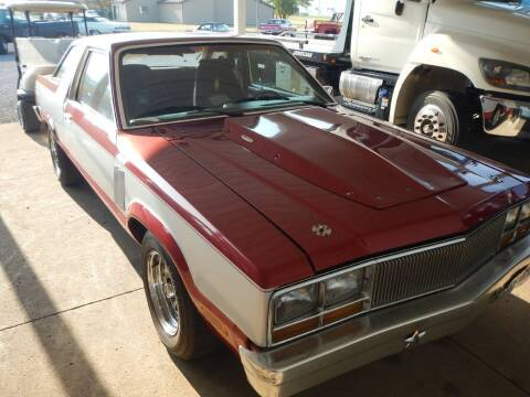 1981 Mercury Zephyr for sale at Custom Rods and Muscle in Celina OH