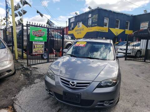 2005 Mazda MAZDA3 for sale at UPTOWN DIPLOMAT MOTOR CARS in Baltimore MD