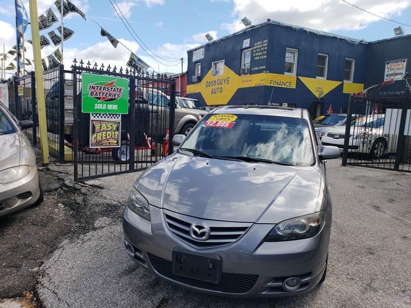 2005 Mazda MAZDA3 for sale at UPTOWN DIPLOMAT MOTOR CARS in Baltimore MD