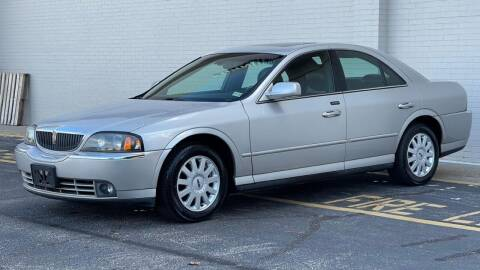 2004 Lincoln LS for sale at Carland Auto Sales INC. in Portsmouth VA