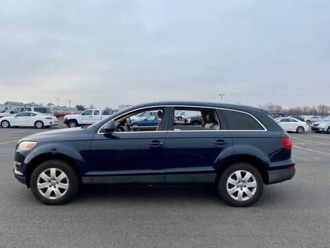 2007 Audi Q7 for sale at Bluesky Auto in Bound Brook NJ
