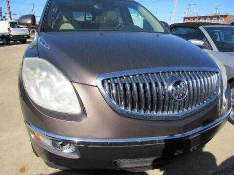 2008 Buick Enclave for sale at Tony's Auto World in Cleveland OH