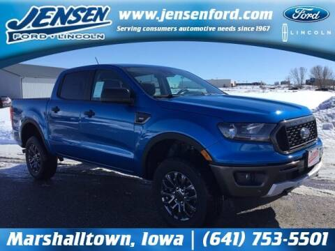 2021 Ford Ranger for sale at JENSEN FORD LINCOLN MERCURY in Marshalltown IA