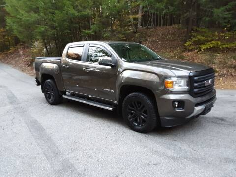 2015 GMC Canyon for sale at H P M Sales in Goffstown NH
