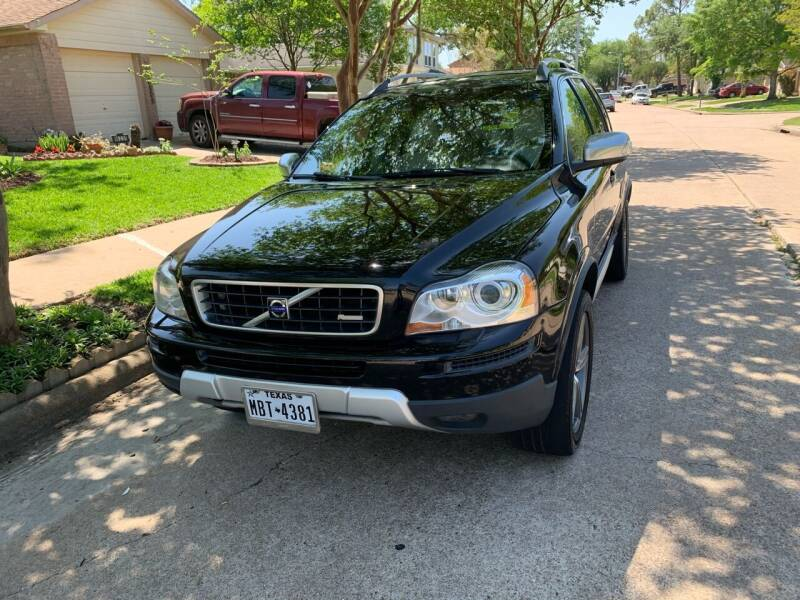 2009 Volvo XC90 for sale at Demetry Automotive in Houston TX