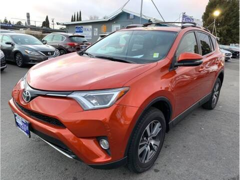 2016 Toyota RAV4 for sale at AutoDeals in Daly City CA
