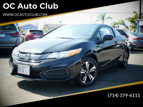 2014 Honda Civic for sale at OC Auto Club in Midway City CA