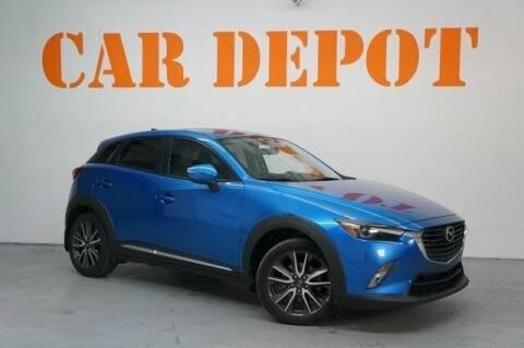 2016 Mazda CX-3 for sale at Car Depot in Miramar FL
