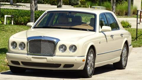 2006 Bentley Arnage for sale at Premier Luxury Cars in Oakland Park FL