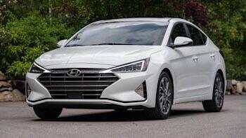 2019 Hyundai Elantra for sale at Smart Buy Car Sales in Saint Louis MO