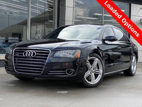 2013 Audi A8 L for sale at Carmel Motors in Indianapolis IN