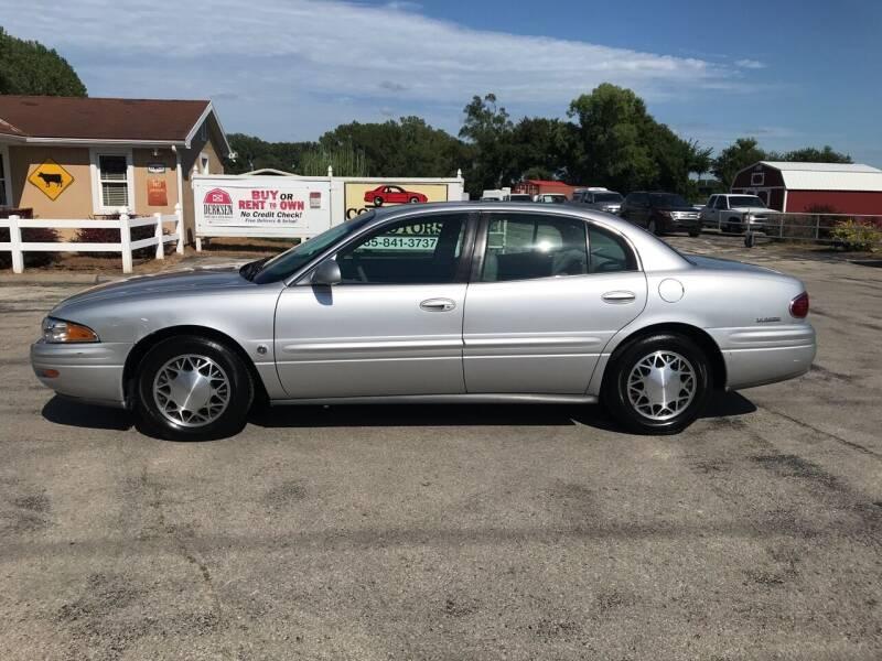 2000 Buick LeSabre Limited 4dr Sedan - Lawrence KS
