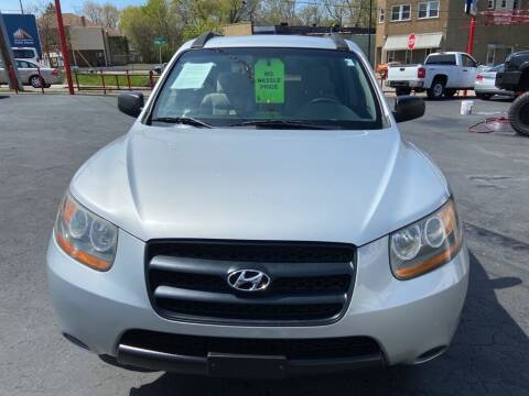 2009 Hyundai Santa Fe for sale at North Hill Auto Sales in Akron OH