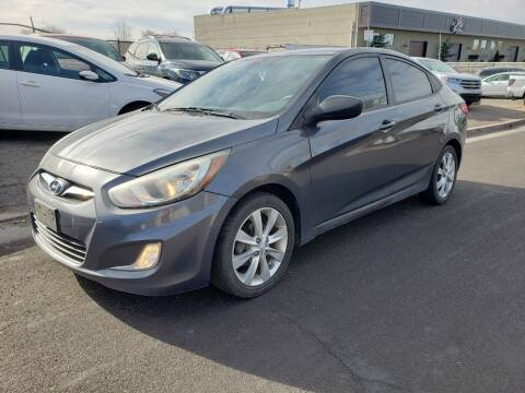 2012 Hyundai Accent for sale at High Line Auto Sales in Salt Lake City UT