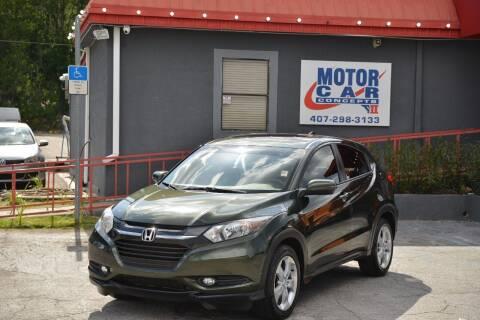 2016 Honda HR-V for sale at Motor Car Concepts II - Kirkman Location in Orlando FL