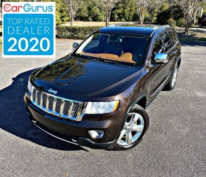 2012 Jeep Grand Cherokee for sale at Brothers Auto Sales of Conway in Conway SC