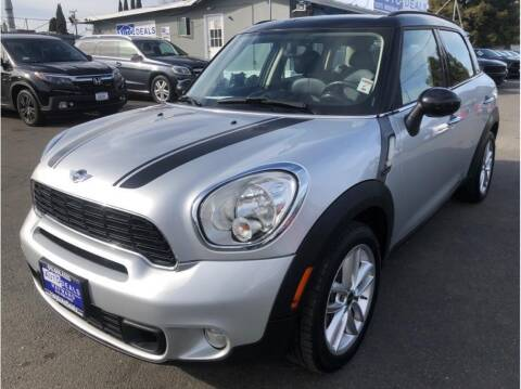 2014 MINI Countryman for sale at AutoDeals in Daly City CA