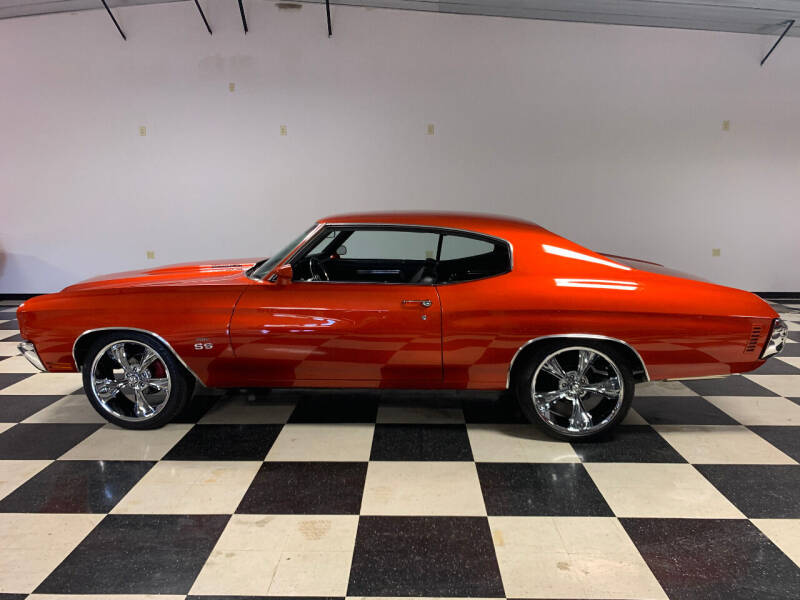 1970 Chevrolet Tribute SS for sale at Bayou Classics and Customs in Parks LA