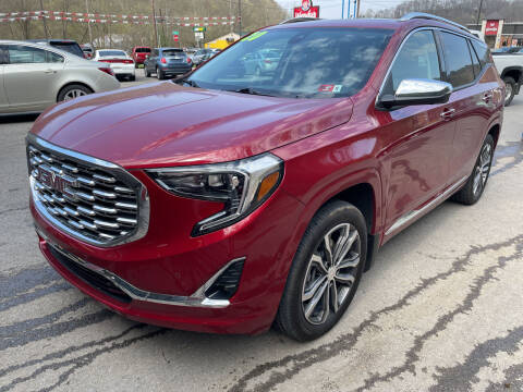 2020 GMC Terrain for sale at Turner's Inc in Weston WV