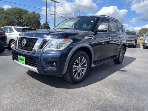 2018 Nissan Armada for sale at DOW AUTOPLEX in Mineola TX
