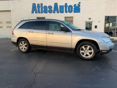 2008 Chrysler Pacifica for sale at Atlas Auto in Rochelle IL