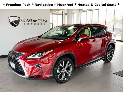 2018 Lexus RX 350 for sale at Coast to Coast Imports in Fishers IN