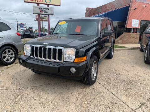 2010 Jeep Commander for sale at Cars To Go in Lafayette IN