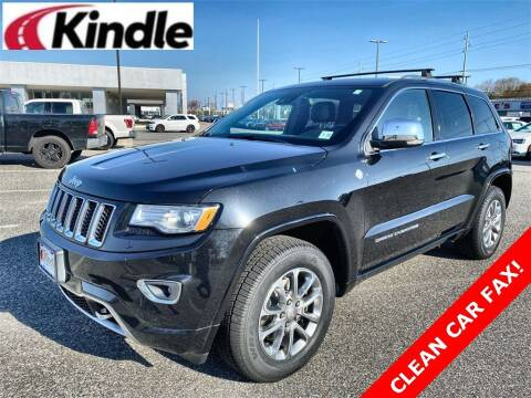 2016 Jeep Grand Cherokee for sale at Kindle Auto Plaza in Middle Township NJ