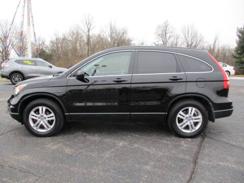2010 Honda CR-V for sale at TEAM ANDERSON AUTO GROUP INC in Richmond IN