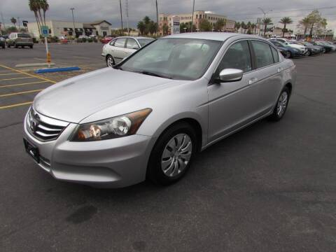 2012 Honda Accord for sale at Charlie Cheap Car in Las Vegas NV