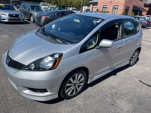 2013 Honda Fit for sale at KINGSTON AUTO SALES in Wakefield RI
