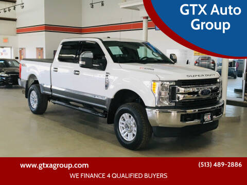 2017 Ford F-250 Super Duty for sale at GTX Auto Group in West Chester OH